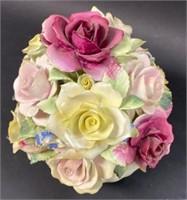 Porcelain Flower Groups