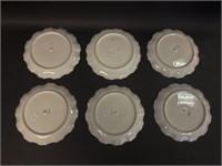 Ovington Bros. Porcelain Plates