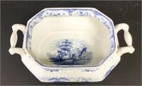 English Porcelain Lot