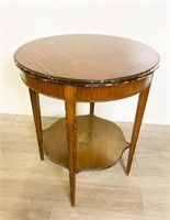 Two Tier Side Table