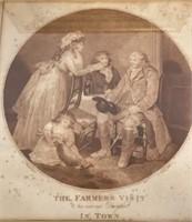 Pair of William Nutter Engravings