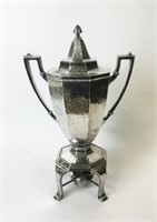 Rogers Bros. Silverplate Hot Water Urn