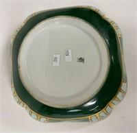 Italian Figure, Porcelain Bowl