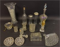 Large Glass Lot