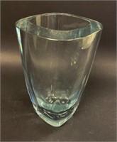 Stromberg Art Glass Vase and Decanter