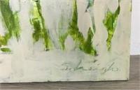 3 Still Life Oils on Canvas