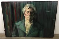 3 Oil Portraits
