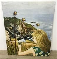 3 Oil Painting Portraits