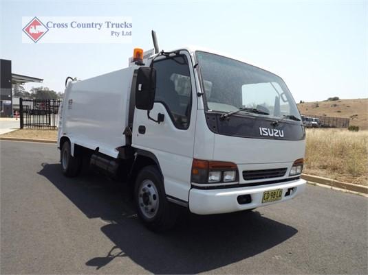 1999 Isuzu NPR400 Cross Country Trucks Pty Ltd - Trucks for Sale