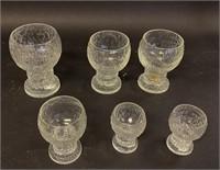 8 Piece Glass Lot