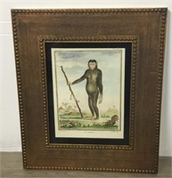George-Louis Leclerec Hand Colored Engraving
