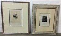 Louis Aristide Engraving, W Finden Engraving