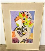 Anthony Triano Print - Impression