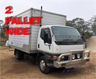 1996 Fuso Canter Furniture Removal Pantech