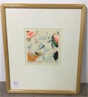Contemporary Japanese Woodblock Print