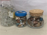 Marbles & Rocks