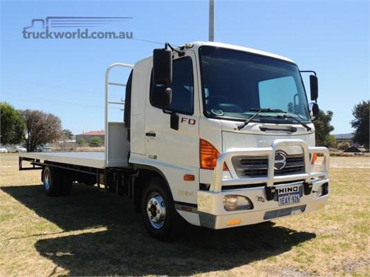 2012 Hino 500 Series 1024 FD Long Japanese Trucks Australia - Trucks for Sale