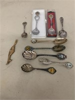 Collector spoons