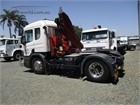 Scania 114L 4x2|Crane Truck|Prime Mover
