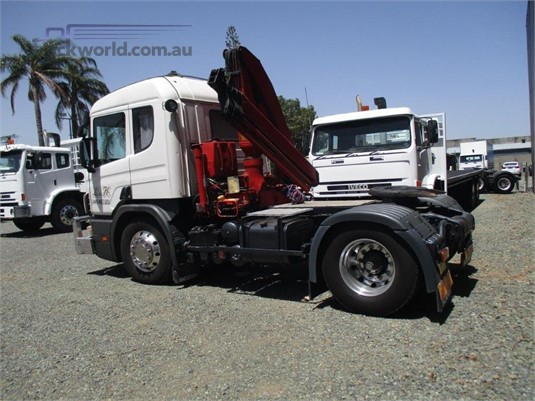 2001 Scania 114L Rocklea Truck Sales - Trucks for Sale