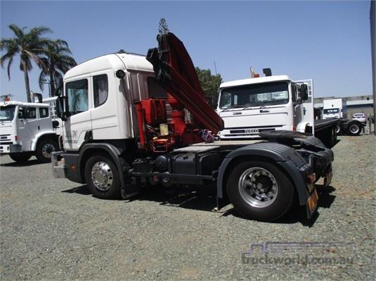 2001 Scania 114L Rocklea Truck Sales  - Trucks for Sale