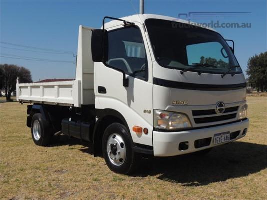 2010 Hino 300 Series 616 Tipper Japanese Trucks Australia - Trucks for Sale