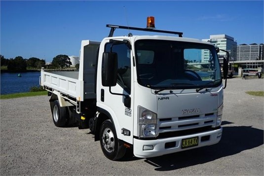 2014 Isuzu NPR - Trucks for Sale