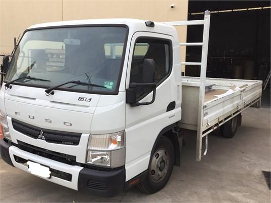 2016 Mitsubishi Fuso CANTER 615 - Trucks for Sale