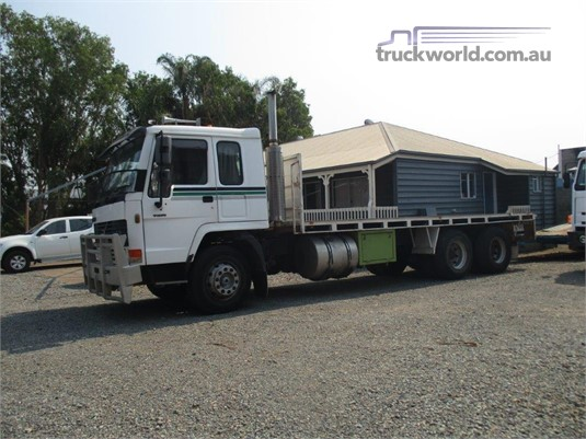 1996 Volvo F10 Rocklea Truck Sales - Trucks for Sale