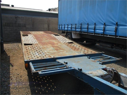 1998 Homealloy other - Truck Bodies for Sale