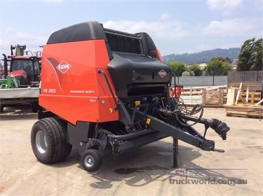 2014 Kuhn VB2160  - Farm Machinery for Sale