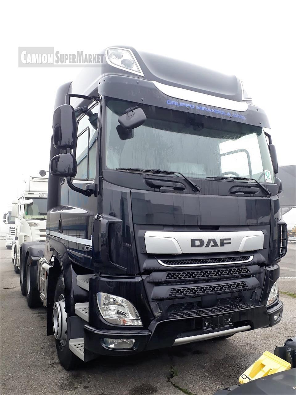 Daf CF530 used
