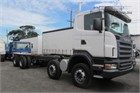 Scania R420 8x4|Cab Chassis