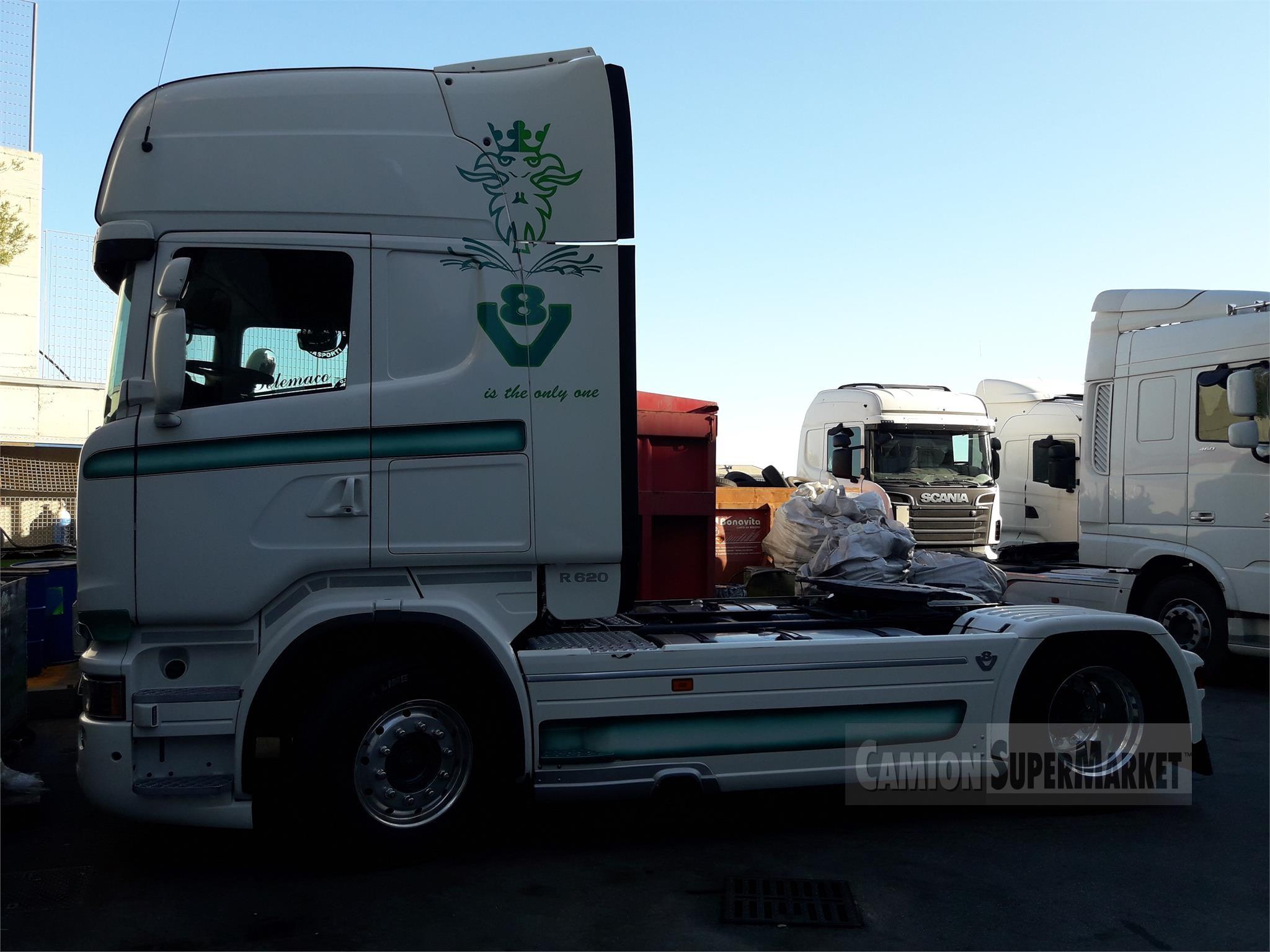 Scania R620 Usato 2013