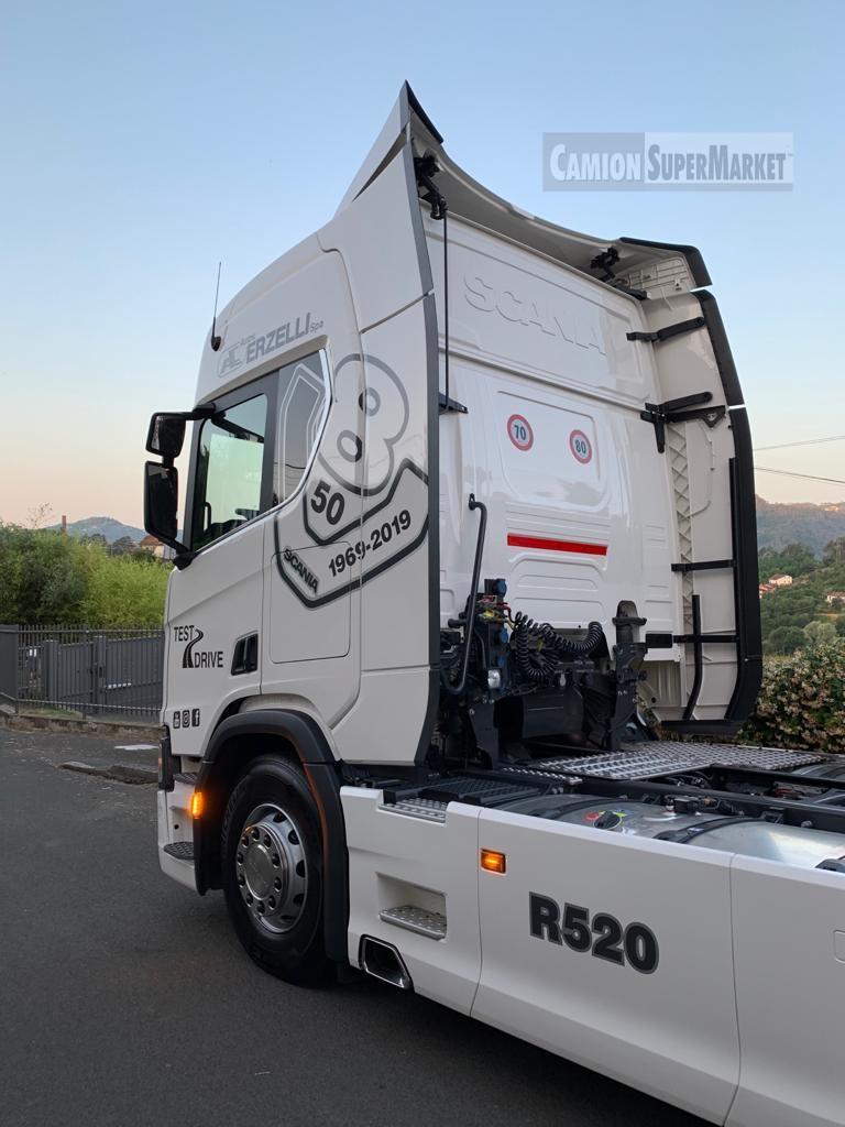 Scania R520 used 2019