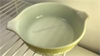 "Pyrex Dish 471-B 6"" Diameter 2"" Tall"