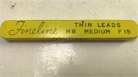 Antique Advertising Pencils and Pocket Knife