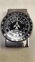 Clip on Ground Speed Analog Index Calculator made