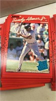 Unmarked Box of 1990 Donruss Baseball Cards box