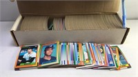 Unmarked box of 1990 Topps Baseball cards