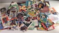 Mixed lot of Sports Cards NBA MLB and NFL and NHL
