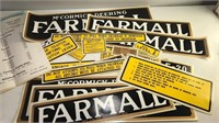 Vintage McCormick-Deering Farmall Reproduction