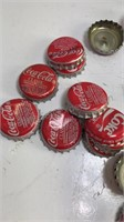 Collection of Coca-Cola Bottle Caps
