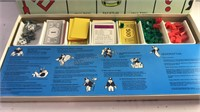 2 Parker Brother Monopoly Games 1961 vintage one