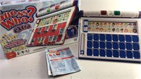 Milton Bradley Electronic Guess Who game in