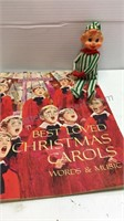 Vintage Elf on the Shelf and 1970 Readers Digest