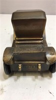 Vintage Citizens Bank 1915 Car Bank approx 3x6