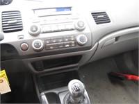 2008 HONDA CIVIC 211549 KMS