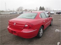 2008 BUICK ALLURE 138408 KMS