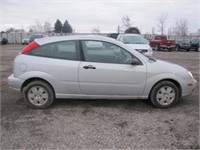 2007 FORD FOCUS 205352 KMS